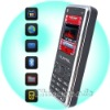 Quad band FM Bluetooth China Cell Phone[C800] mobile phone