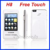H8 Quad band Mini GSM China Mobile Phone Dual SIM Card Free Touch