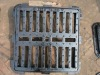 flat grating,gully grating,GRIDS ,manhole cover ,ductile iron manhole cover with frame,SGS ,EN124,BS EN 124,KITE MARK,