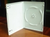 14mm white DVD case(DVD sleeve,DVD box)