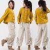 Fashion Coat/Chinese National Wind Coat