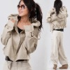fashion coat/women's fashion coat/ladies' casual coat