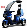 Three-wheel EEC Electric Scooter