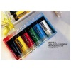 75ml Tube 6 colors  Acrylic Paints