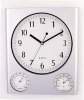 YZ-8945A WATERPROOF CLOCK WITH WEATHER STATION