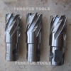 Annular hole cutters