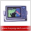 Marine GPS Receiver with Fish Finder