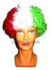 Football fan wig (Italy)