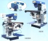 universal milling machine X6036A (knee-type universal milling machine)