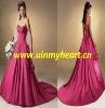 Red Fashion  wedding dresses W115