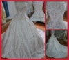 Actual Item Wedding Gown JS021