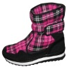 snow boots,  women's winter boots, fashion boots PB-0902-6B