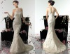 Mermaid wedding dress gown sl-1706