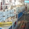 Pipe poduction line