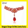 2012 Hot Selling Red Wedding Hair Accessory,Fashion Accessory for Bridal Tiara