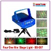 Four in one mini stage light