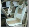 ice silk fabrics car seat cover