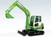 XN60-7 full hydraulic caterpillar excavator