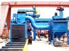 QH69 H section steel shot blasting machinery