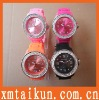 2012 Silicone quartz watches