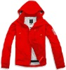 Men's fashional warmer winter recycled pet bottle coats jackets