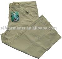 women short pants,100% cotton