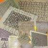 puzzle die/puzzle mould