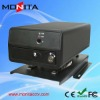 Mini Vehicle DVR with GPS and RJ45 function mobile DVR
