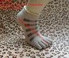 socks five fingers socks five toes for winter