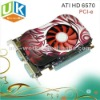 AMD Radeon HD6570 1GB GDDR3 graphic card