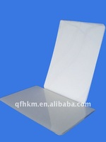 white thermal lamination film(pet+eva) 70mic