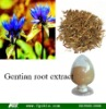 best price of Gentian root extract/Gentian root p.e