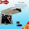 Ceiling type car monitor Mp5 player support USB SD