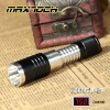 Maxtoch ZO6X-5 Zoom Torch Long Distance Flashlight