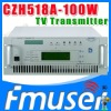 CZH6518A-100W Single-channel Analog TV Transmitter UHF 13-48 Channel