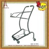 Japanese Style Children Metal Shopping Cart, Lightweight Shopping Cart
