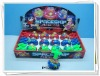 12pcs music flash gyro beyblade super battle top toy super