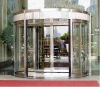 2-wing revolving door