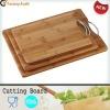 Cutting board, Bamboo cutting board
