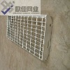 gas grill stainless steel grates/heat-resistant steel grate bar/frames hinge grating