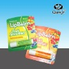 fruit smoothies lip balm