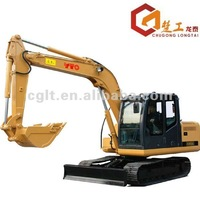 E85-9B Newest small excavators