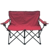 Twin Chairs Cup Holder/Beach Chair /camping chair/olding chair/foldable chair/lounger chair/Leisure chair YH4805