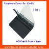 High Capacity 6000mAh Power Bank for Kindle E-book