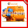 Sell JS1500 Twin Shaft Concrete Mixer With Motor