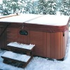 Withstand harsh winter spa cover,hot tub cover,swim spa cover,whirlpool cover