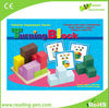 Educational toys for children of puzzle turning block for kid's IQ development
