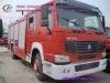 Howo fire fighting truck