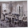 Antique white dining room picture of furniture GS-G-2001