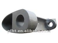 rudder horn for 17500DWT oil tanker